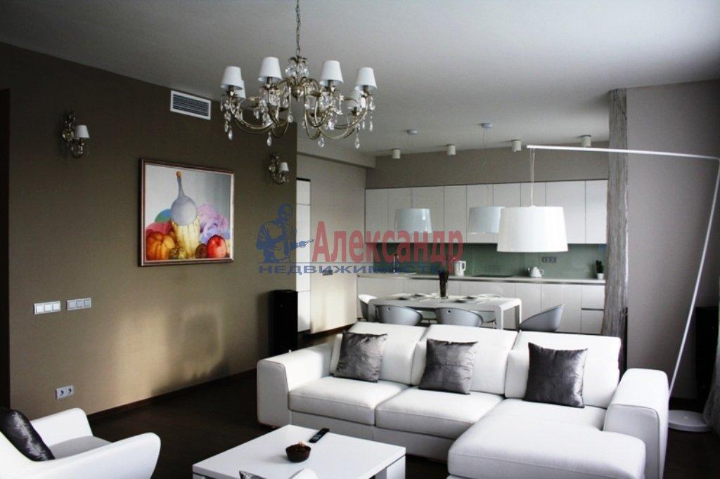 3-комнатная квартира (112м2) в аренду по адресу Каменноостровский пр.— фото 1 из 20