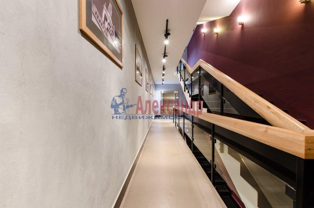 2-комнатная квартира (66м2) в аренду по адресу Чернышевского пр., 4— фото 25 из 27