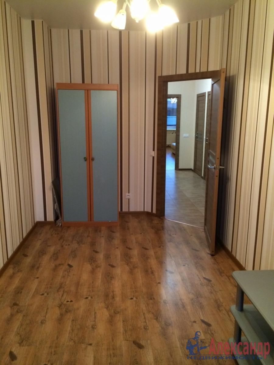 3-комнатная квартира (89м2) в аренду по адресу Коллонтай ул., 5— фото 13 из 18