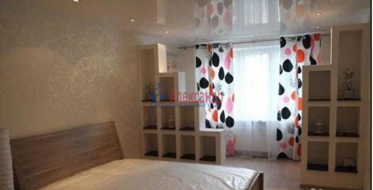 1-комнатная квартира (45м2) в аренду по адресу Космонавтов просп., 65— фото 1 из 7