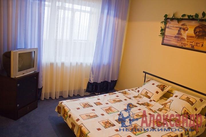 2-комнатная квартира (52м2) в аренду по адресу Энгельса пр., 129— фото 2 из 3