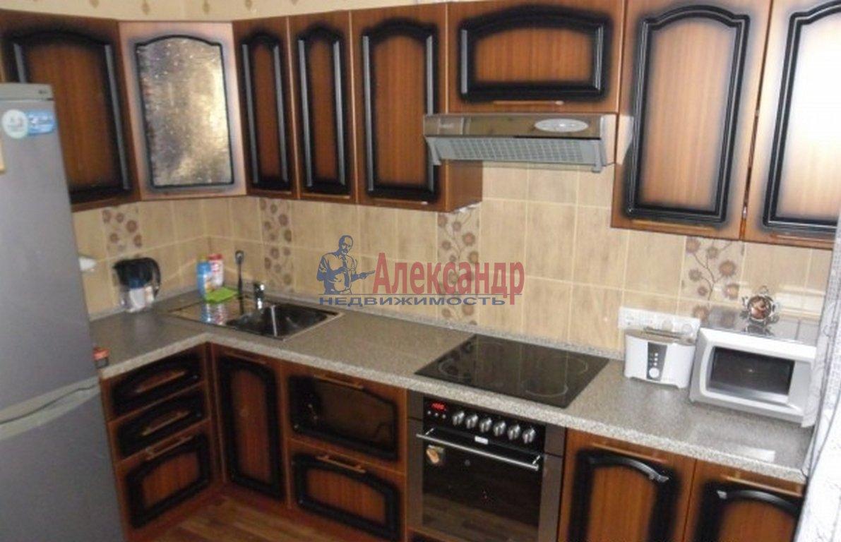 1-комнатная квартира (42м2) в аренду по адресу Комендантский пр., 13— фото 1 из 4