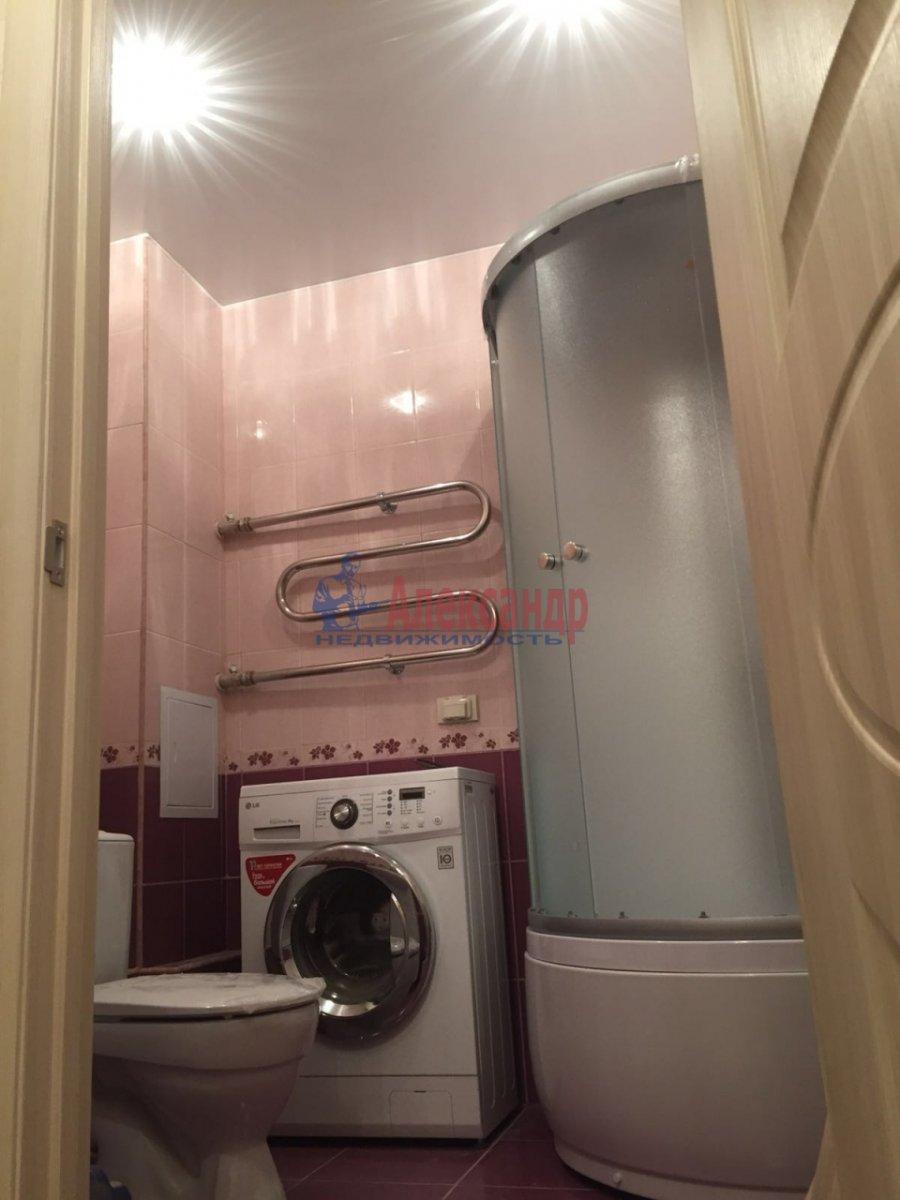 1-комнатная квартира (27м2) в аренду по адресу Мурино пос., Авиаторов Балтики пр., 5— фото 4 из 5