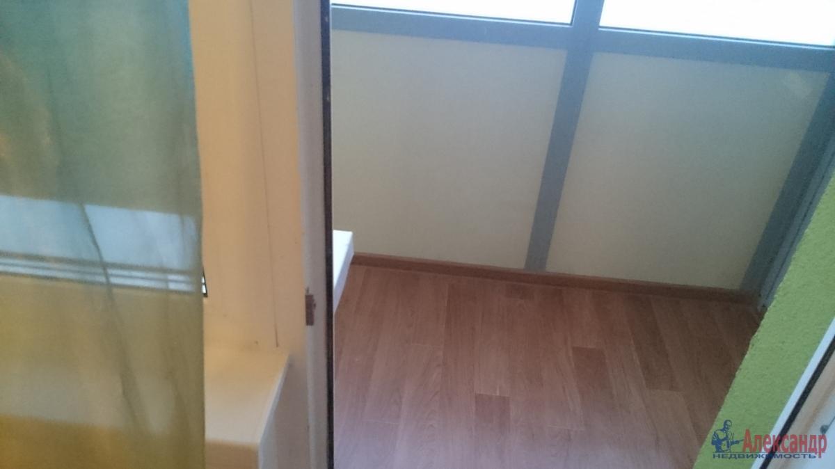 1-комнатная квартира (39м2) в аренду по адресу Гражданский пр., 87— фото 10 из 10