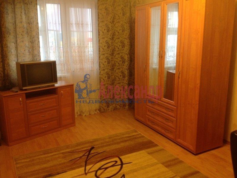 1-комнатная квартира (40м2) в аренду по адресу Камышовая ул., 4— фото 6 из 6