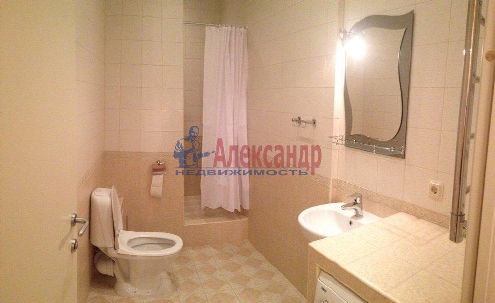 3-комнатная квартира (110м2) в аренду по адресу Каменноостровский пр., 62— фото 11 из 15