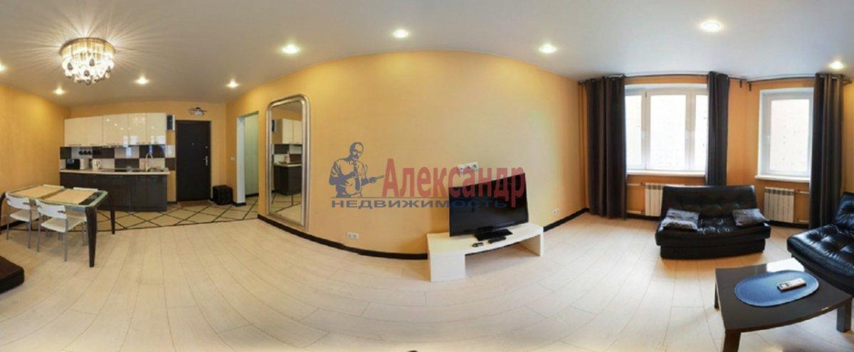 Студия (57м2) в аренду — фото 2 из 4