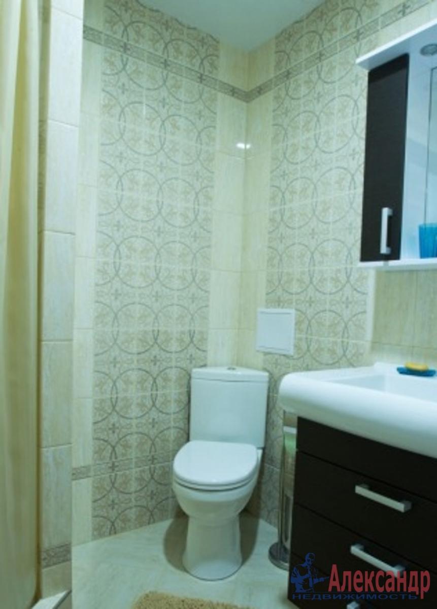 1-комнатная квартира (39м2) в аренду по адресу Науки пр., 17— фото 3 из 3