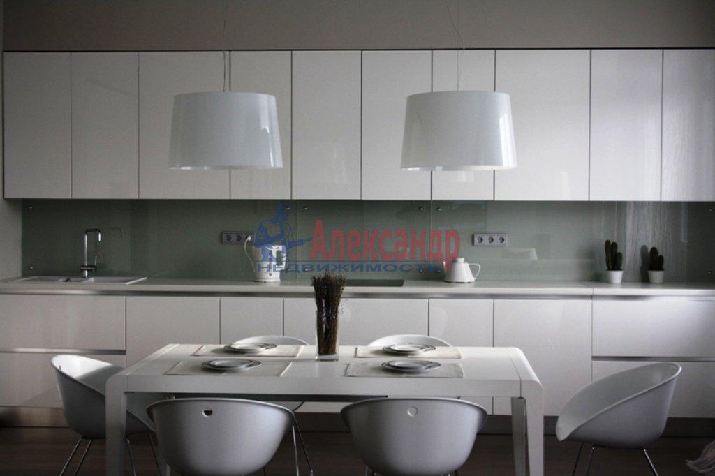 3-комнатная квартира (112м2) в аренду по адресу Каменноостровский пр.— фото 11 из 20