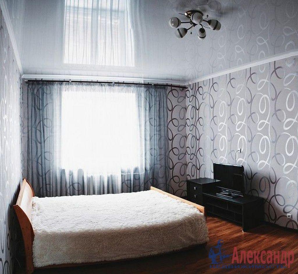 2-комнатная квартира (41м2) в аренду по адресу Дунайский пр., 14— фото 2 из 4