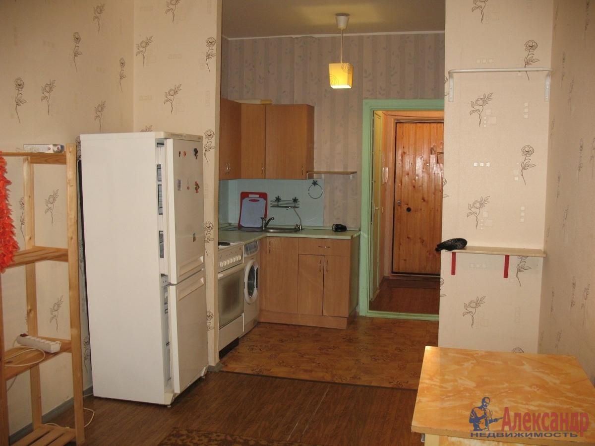 1-комнатная квартира (40м2) в аренду по адресу Коллонтай ул.— фото 2 из 4
