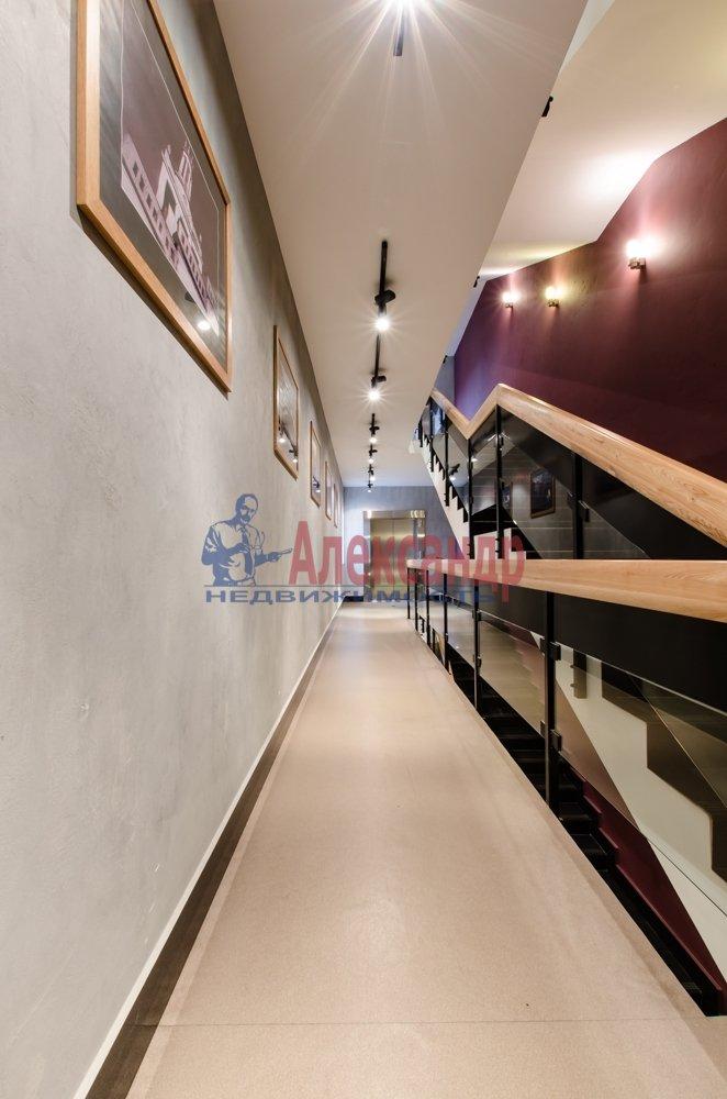 2-комнатная квартира (66м2) в аренду по адресу Чернышевского пр., 4— фото 26 из 27