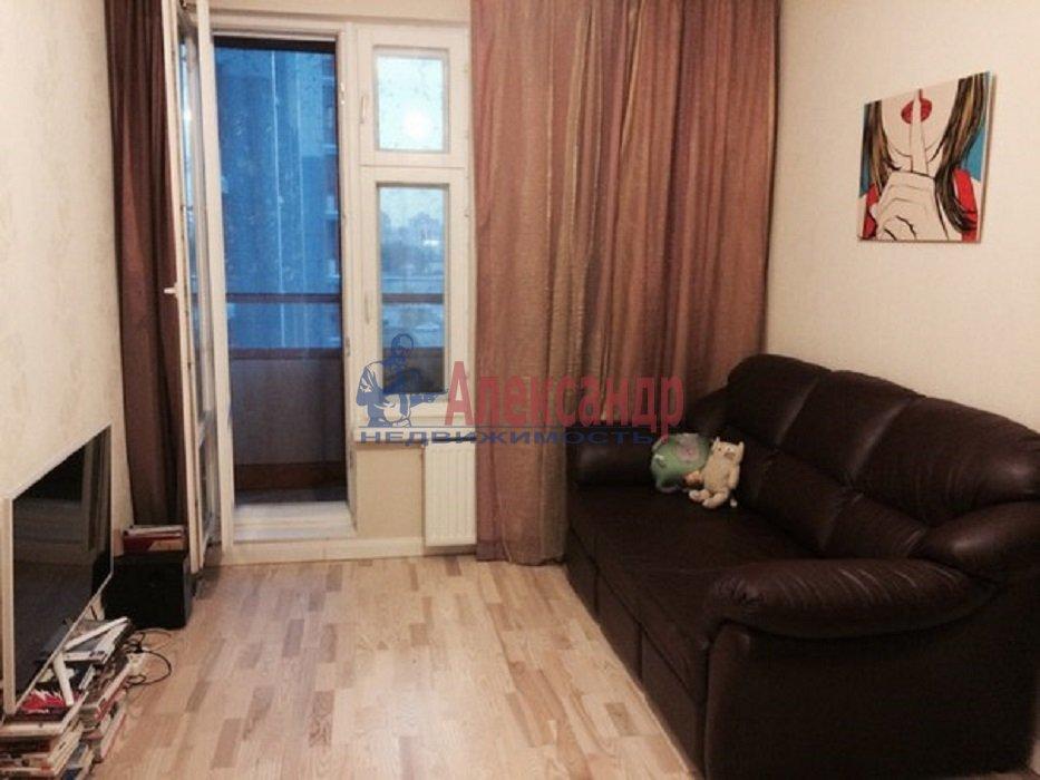 2-комнатная квартира (65м2) в аренду по адресу Лыжный пер., 8— фото 5 из 7