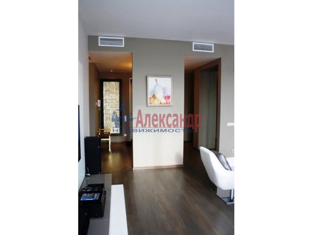 3-комнатная квартира (112м2) в аренду по адресу Каменноостровский пр.— фото 12 из 20