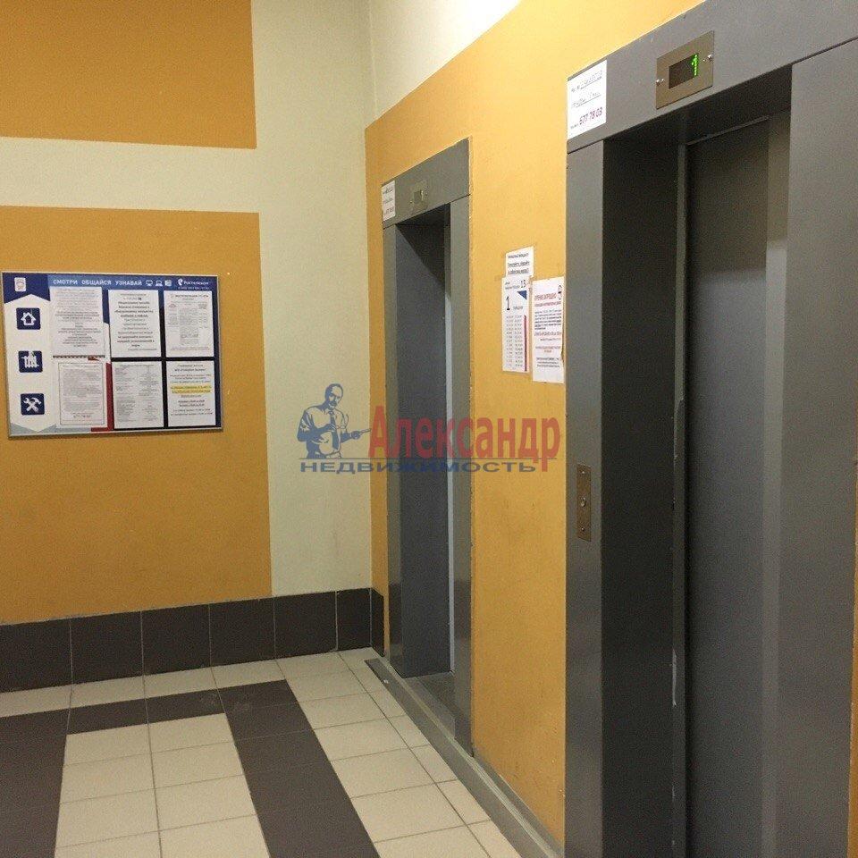 1-комнатная квартира (42м2) в аренду по адресу Парголово пос., Николая Рубцова ул., 11— фото 14 из 15