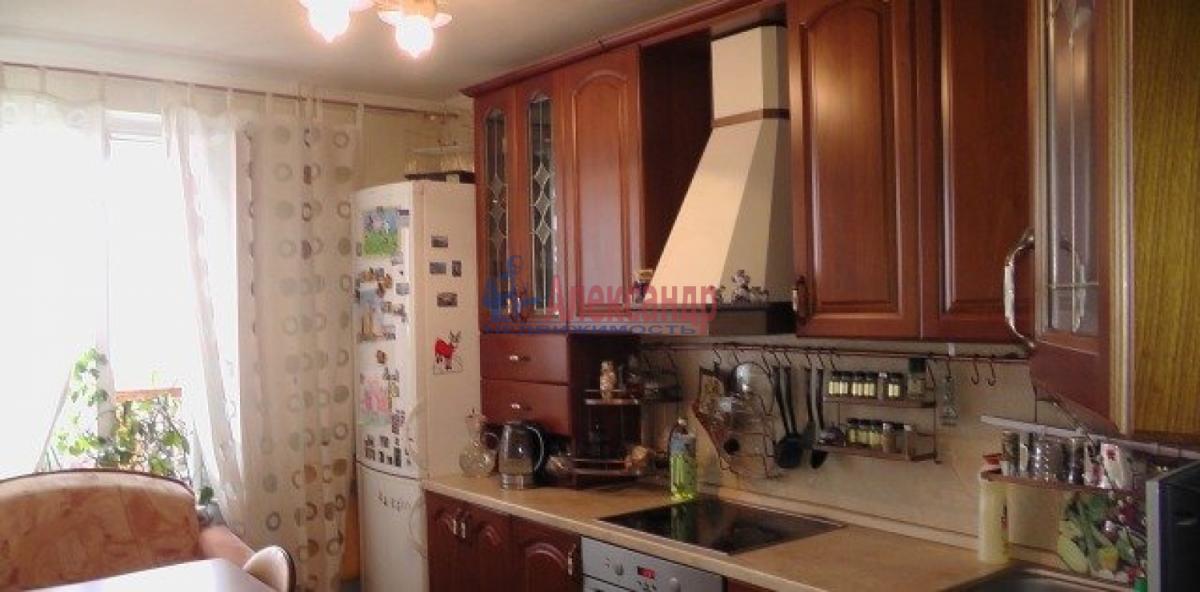 1-комнатная квартира (34м2) в аренду по адресу Ярослава Гашека ул., 4— фото 3 из 4