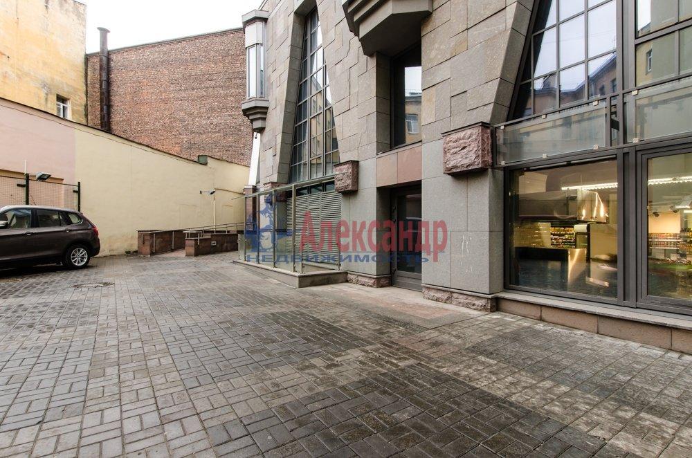 2-комнатная квартира (66м2) в аренду по адресу Чернышевского пр., 4— фото 27 из 27
