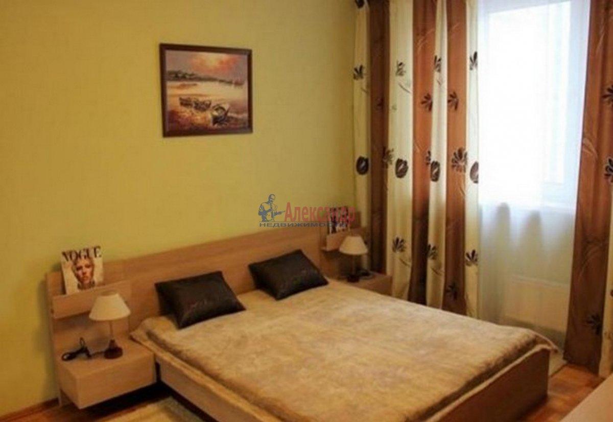 2-комнатная квартира (54м2) в аренду по адресу Юрия Гагарина пр.— фото 1 из 4