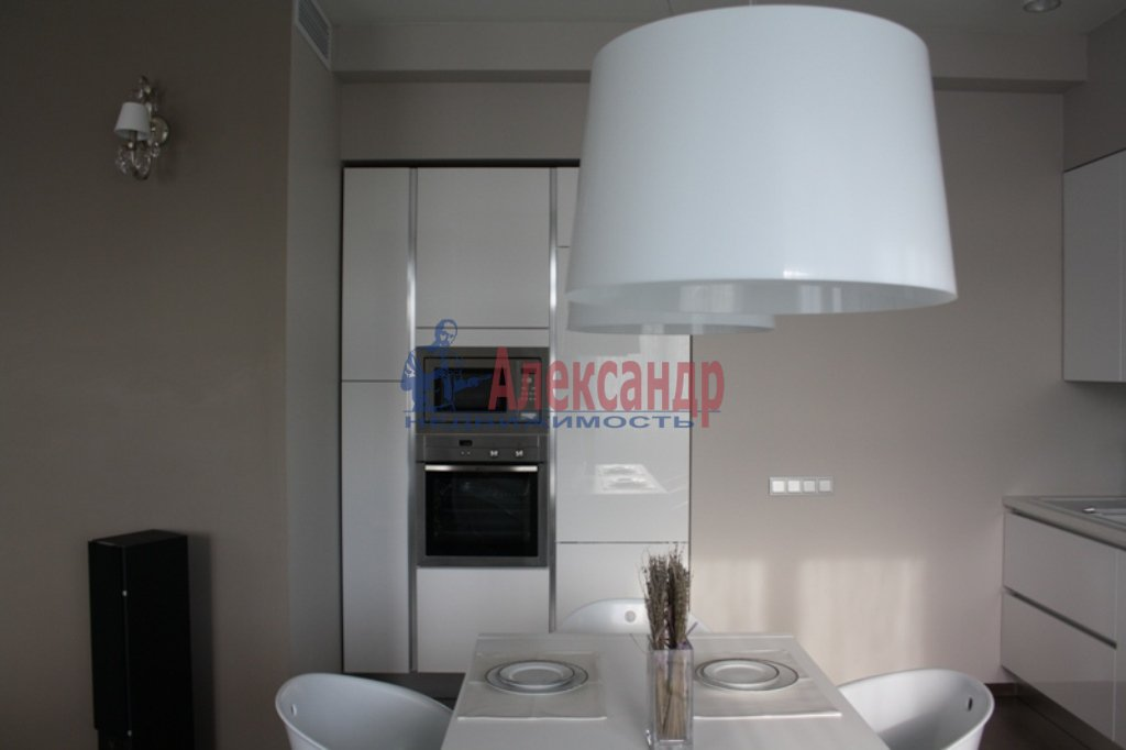 3-комнатная квартира (112м2) в аренду по адресу Каменноостровский пр.— фото 13 из 20