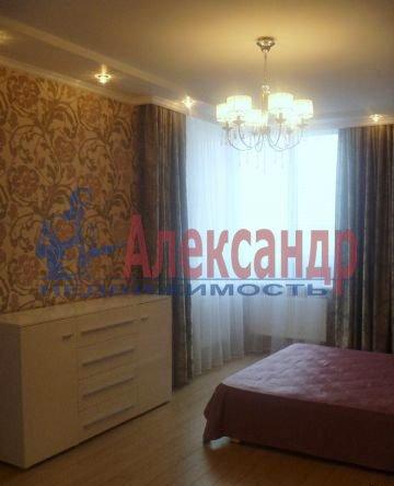 3-комнатная квартира (95м2) в аренду по адресу Ланское шос., 14— фото 4 из 7