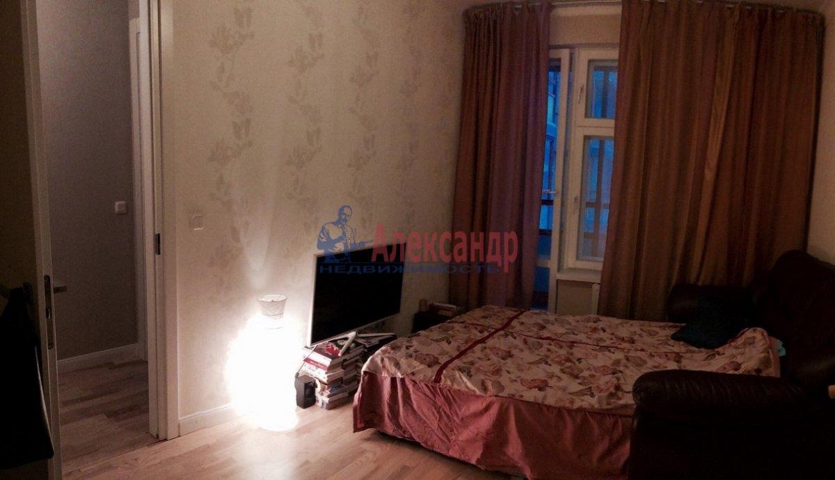 2-комнатная квартира (65м2) в аренду по адресу Лыжный пер., 8— фото 6 из 7