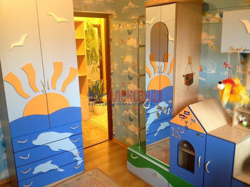 2-комнатная квартира (60м2) в аренду по адресу Испытателей пр., 6— фото 10 из 16