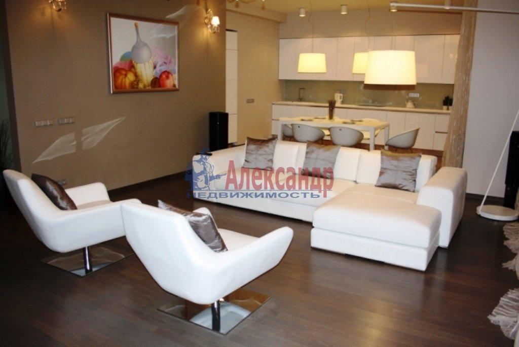 3-комнатная квартира (112м2) в аренду по адресу Каменноостровский пр.— фото 15 из 20