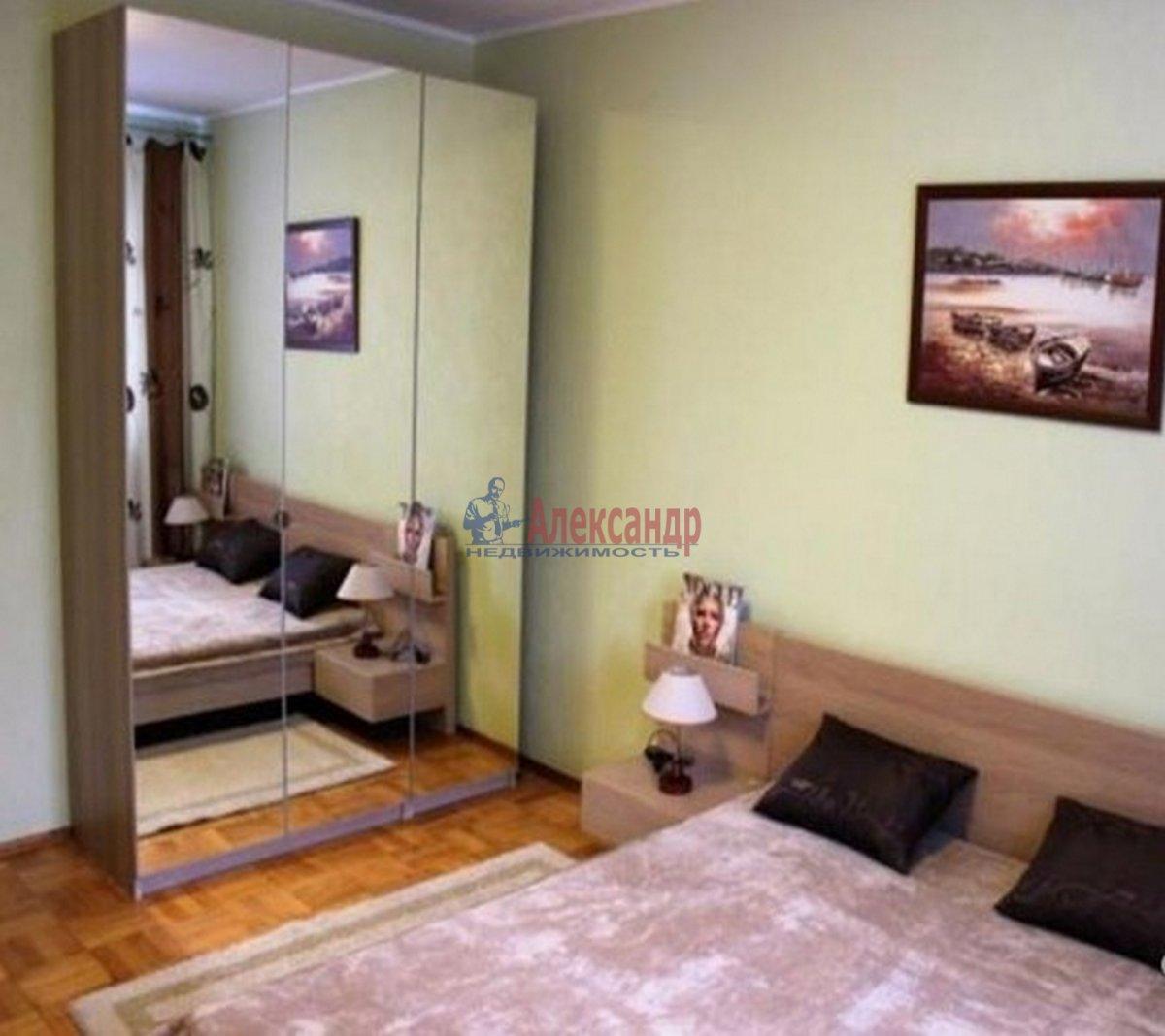 2-комнатная квартира (54м2) в аренду по адресу Юрия Гагарина пр.— фото 2 из 4