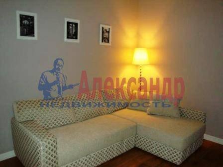 1-комнатная квартира (45м2) в аренду по адресу Конституции пл., 1— фото 4 из 8