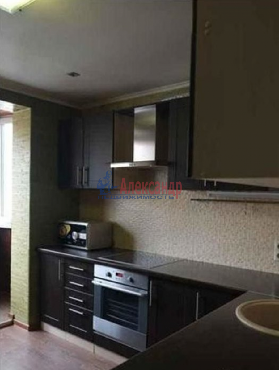 1-комнатная квартира (45м2) в аренду по адресу Космонавтов просп., 65— фото 3 из 7