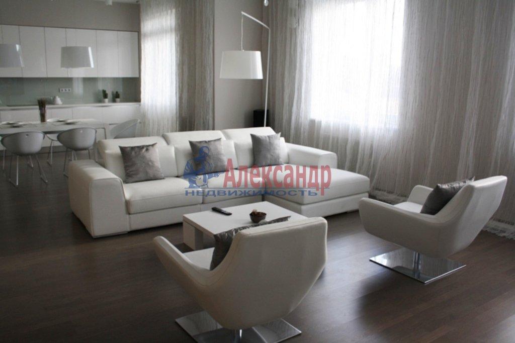 3-комнатная квартира (112м2) в аренду по адресу Каменноостровский пр.— фото 17 из 20