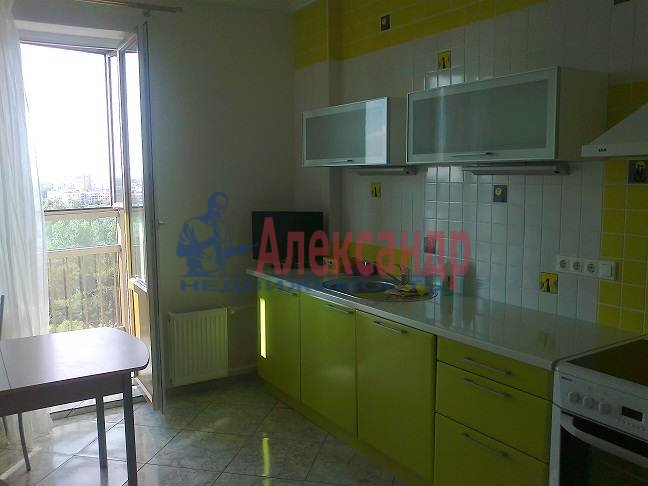 1-комнатная квартира (53м2) в аренду по адресу Гражданский пр., 113— фото 1 из 8