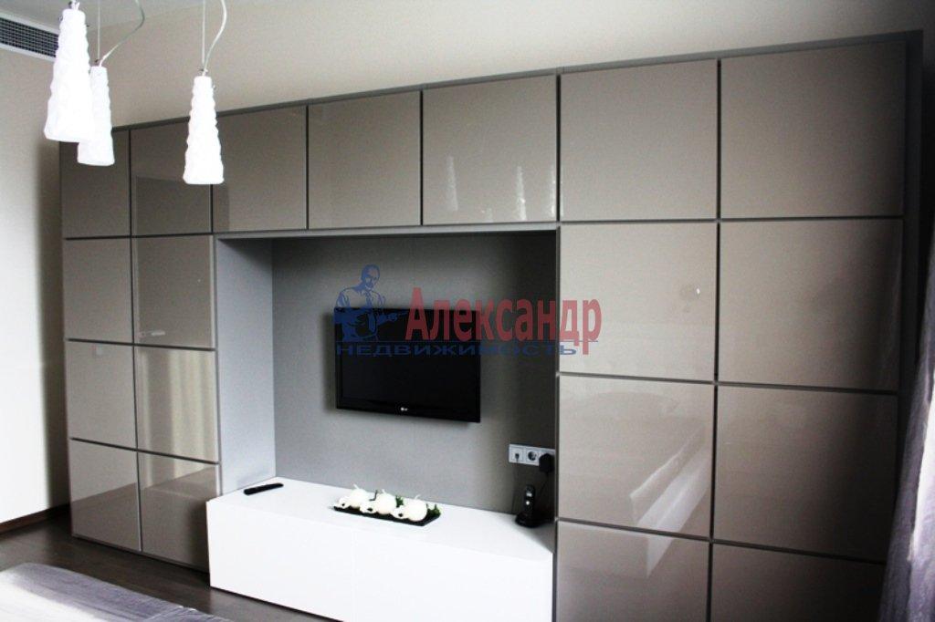 3-комнатная квартира (112м2) в аренду по адресу Каменноостровский пр.— фото 18 из 20