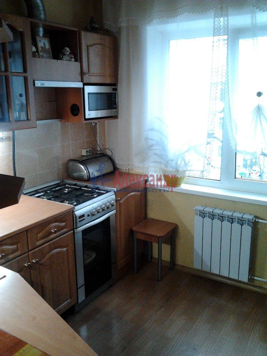 1-комнатная квартира (37м2) в аренду по адресу Туристская ул., 2— фото 1 из 3