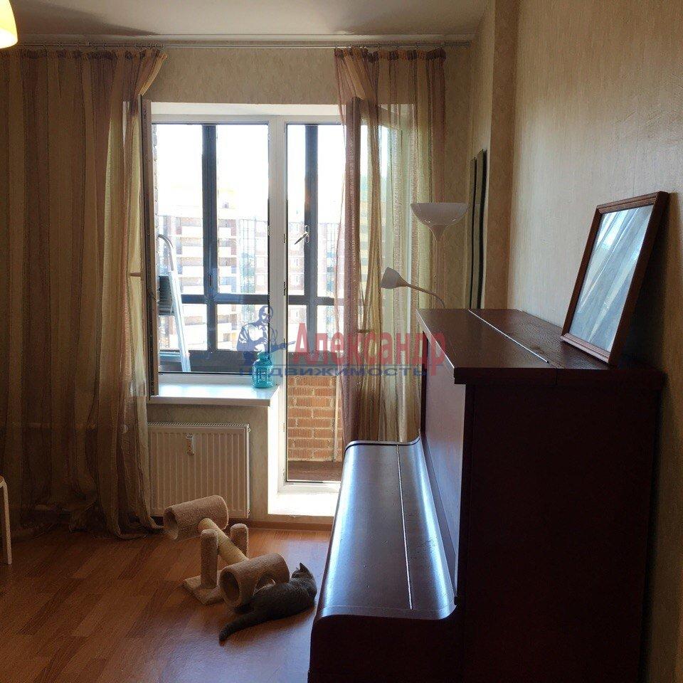 1-комнатная квартира (42м2) в аренду по адресу Парголово пос., Николая Рубцова ул., 11— фото 6 из 15