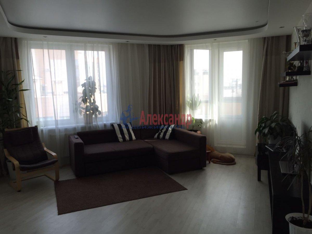 3-комнатная квартира (89м2) в аренду по адресу Гжатская ул., 22— фото 2 из 17