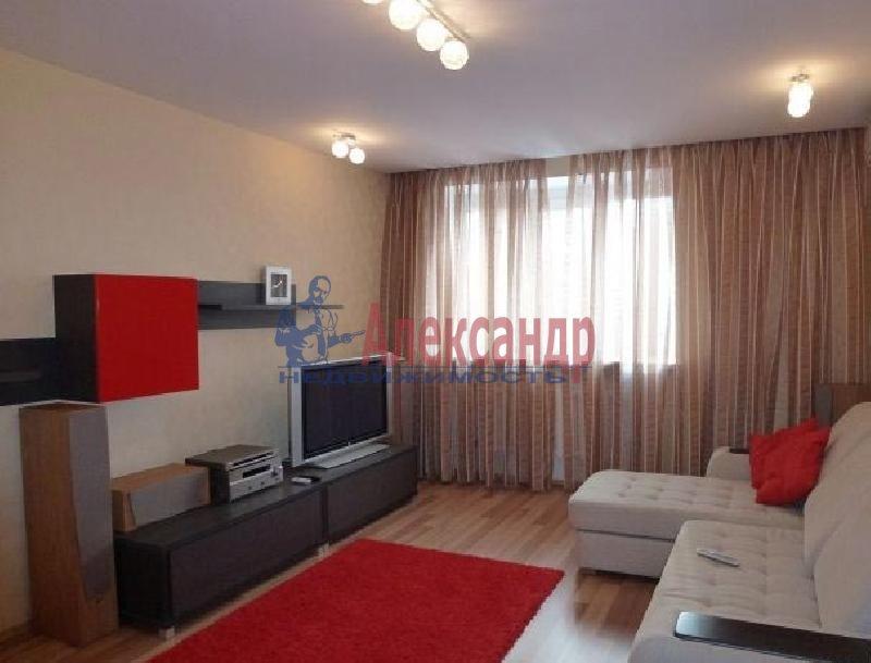 3-комнатная квартира (110м2) в аренду по адресу Асафьева ул., 5— фото 1 из 2