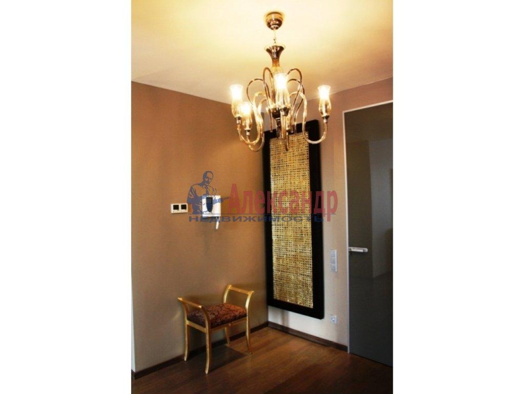 3-комнатная квартира (112м2) в аренду по адресу Каменноостровский пр.— фото 19 из 20