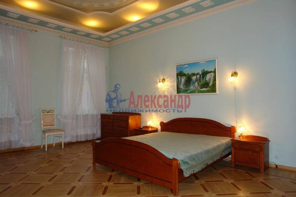 4-комнатная квартира (182м2) в аренду по адресу Галерная ул., 19— фото 9 из 14