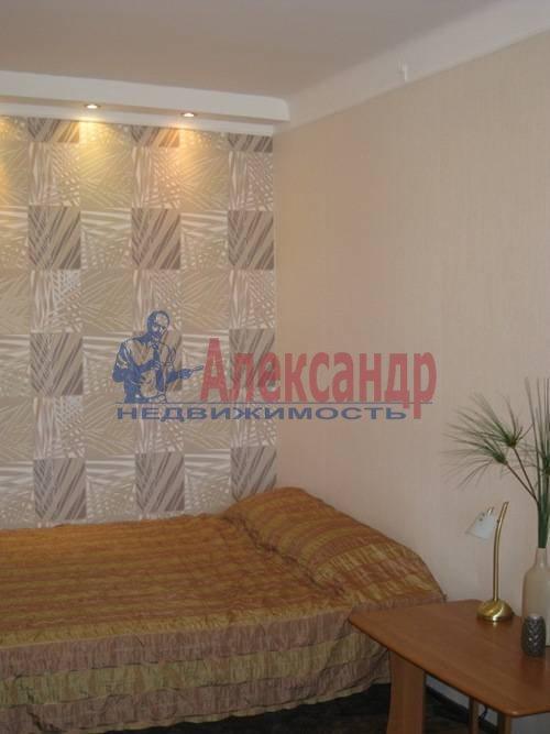 1-комнатная квартира (41м2) в аренду по адресу Комендантский пр., 22— фото 5 из 7
