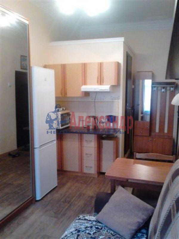 1-комнатная квартира (35м2) в аренду по адресу Товарищеский пр., 10— фото 1 из 2