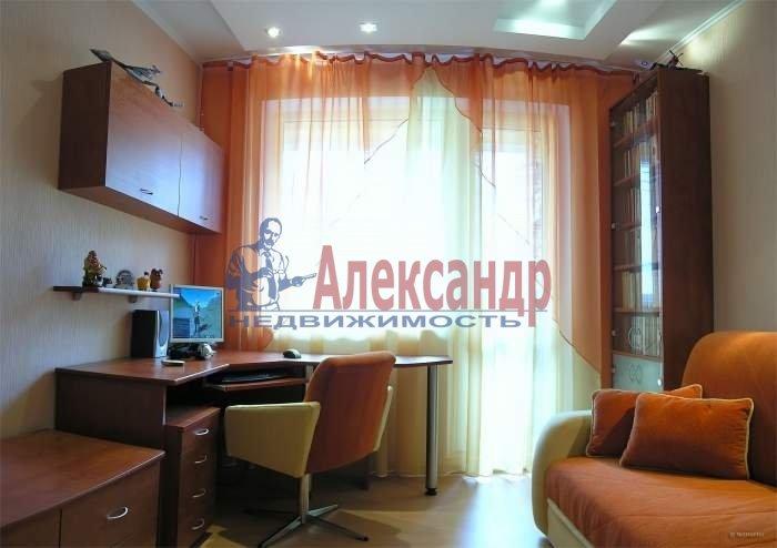 Комната в 3-комнатной квартире (76м2) в аренду по адресу Орджоникидзе ул., 45— фото 1 из 1