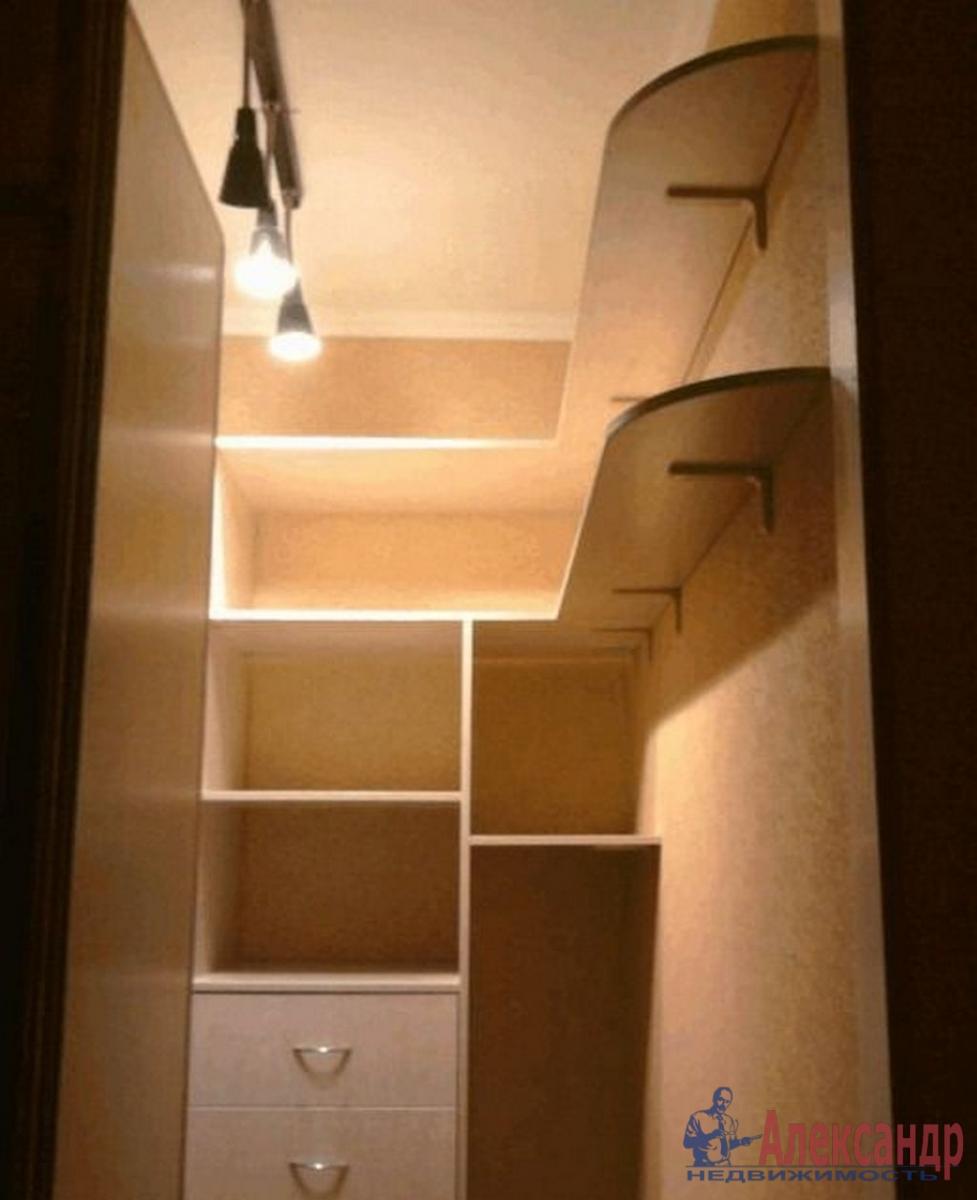 1-комнатная квартира (61м2) в аренду по адресу Малый пр., 90— фото 3 из 3