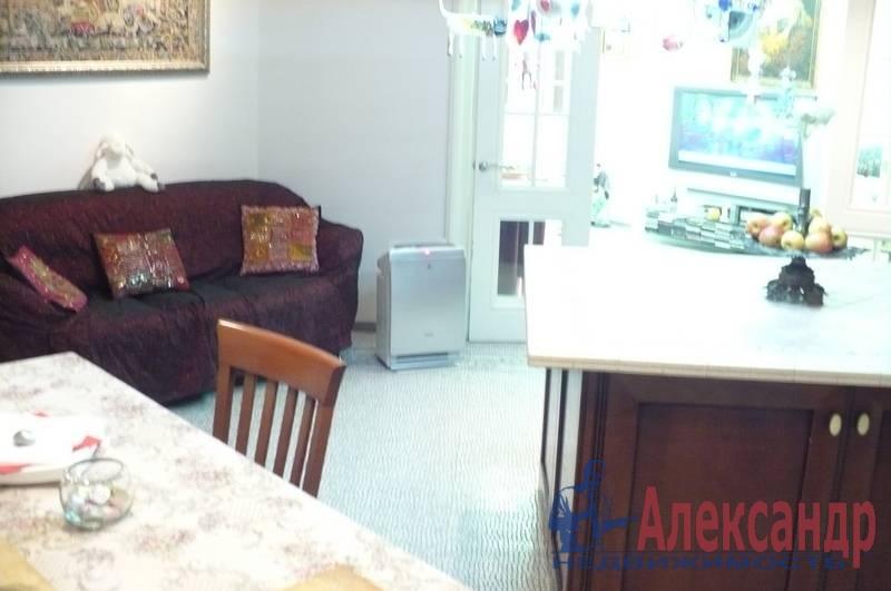 4-комнатная квартира (175м2) в аренду по адресу Кронверкская ул., 29/37— фото 4 из 10