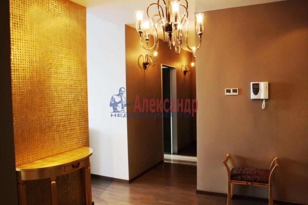 3-комнатная квартира (112м2) в аренду по адресу Каменноостровский пр.— фото 20 из 20
