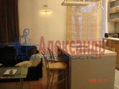 2-комнатная квартира (60м2) в аренду по адресу Кропоткина ул., 24— фото 9 из 11