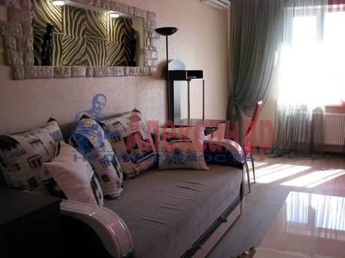 1-комнатная квартира (45м2) в аренду по адресу Кронштадтская ул., 13— фото 1 из 9