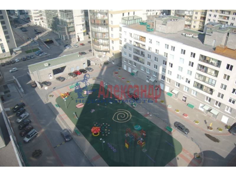 2-комнатная квартира (100м2) в аренду по адресу Кораблестроителей ул., 30— фото 8 из 14