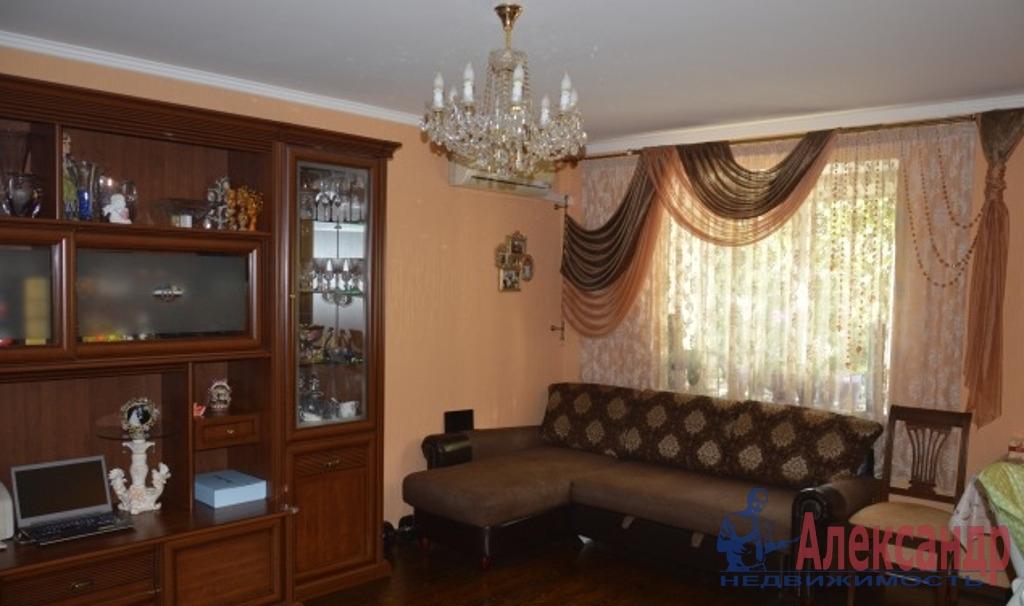 1-комнатная квартира (34м2) в аренду по адресу Шостаковича ул., 5— фото 1 из 2