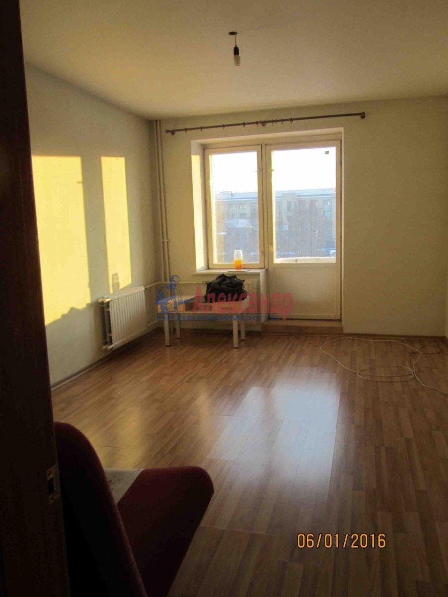1-комнатная квартира (50м2) в аренду по адресу Манчестерская ул., 10— фото 1 из 4